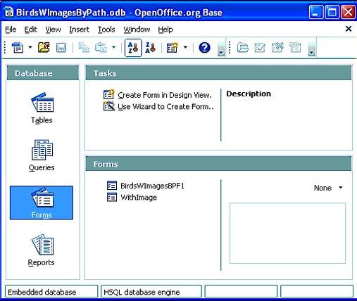 openoffice org base